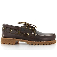 TIMBERLAND AUTHENTICS 3 EYE CLASSIC<br>Marron