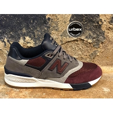 NEW BALANCE ML597 D BGN GREYRED<br>Gris