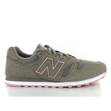 NEW BALANCE WL373 B MMS MILITARY GREEN<br>Vert