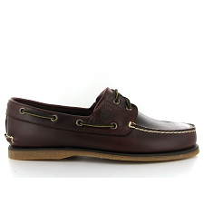 TIMBERLAND BOAT ROOTBEER<br>Marron