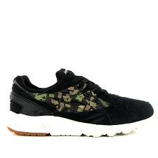 ASICS GEL KAYANO TRAINER BLACK MARTINI OLIVE<br>Noir