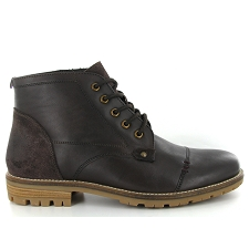 KICKERS FANFARNO<br>Marron