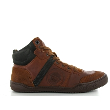 KICKERS JEXPLOREHIGH<br>Marron