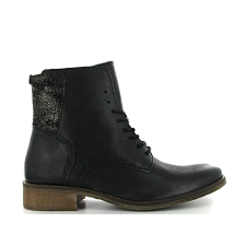 KICKERS LIFEBIS<br>Noir