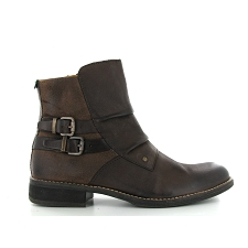 KICKERS SMATCH<br>Marron