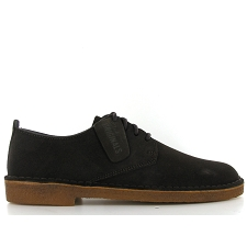 CLARKS ORIGINALS DESERT LONDON<br>Marron