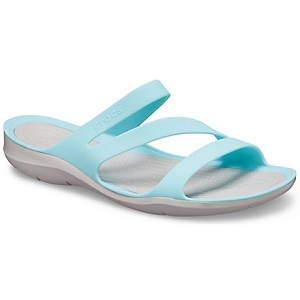CROCS SWIFTWATER SANDAL<br>Bleu