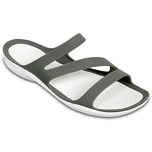 CROCS SWIFTWATER SANDAL<br>Gris