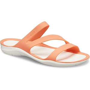 CROCS SWIFTWATER SANDAL<br>Orange