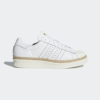 ADIDAS SUPERSTAR 80S NEW BOLD<br>Blanc