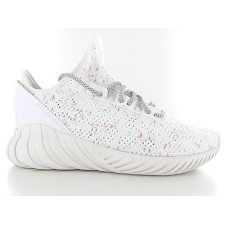 ADIDAS TUBULAR DOOM SOCK<br>Blanc