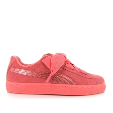 PUMA JR SUEDE HEART<br>Rose
