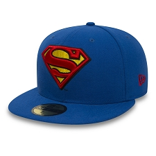 NEW ERA SUPERMAN BLTREDYEL<br>Bleu