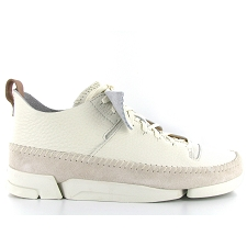 CLARKS ORIGINALS TRIGENIC FLEX<br>Blanc