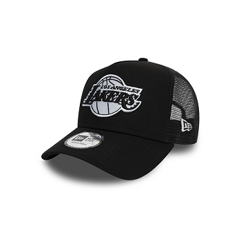 NEW ERA NBA ESSENTIAL TRUCK LAKERS 11945512<br>Noir