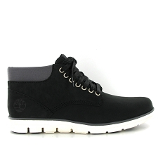 TIMBERLAND CHUKKA LEATHER<br>Noir