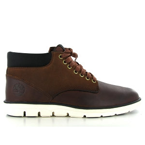 TIMBERLAND CHUKKA LEATHER<br>Marron