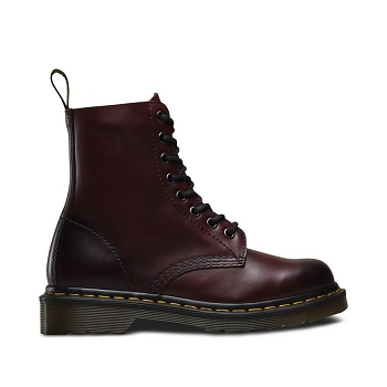 DOC MARTENS PASCAL CHERRY RED TEMPERLEY WF<br>Bordeaux