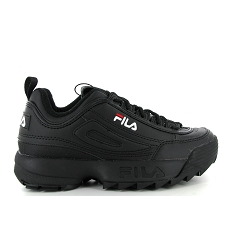 FILA DISRUPTOR LOW WMN<br>Noir