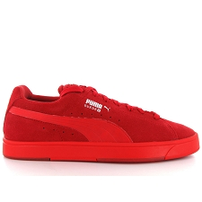 PUMA SUEDE S<br>Rouge