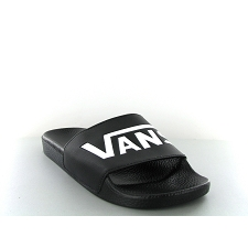 VANS SLIDE ON<br>Noir