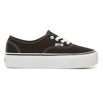 VANS AUTHENTIC PLATFOR<br>Noir