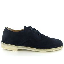 CLARKS ORIGINALS DESERT  CROSBY<br>Bleu