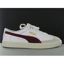 PUMA BASKET 90680<br>Bordeaux