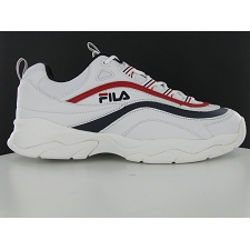 FILA RAY LOW<br>Blanc