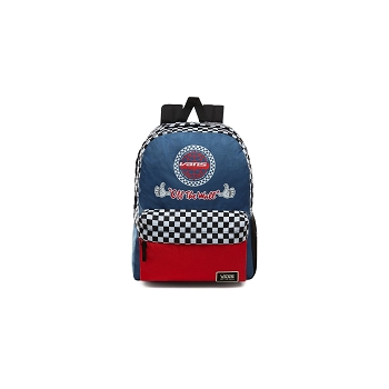 VANS TEXTILE BMX BACKPACK<br>Multicolore