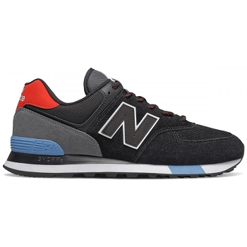 NEW BALANCE ML574JHO<br>Noir