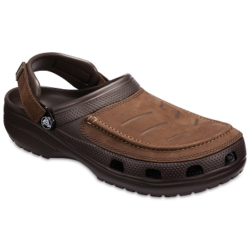 CROCS YUKON VISTA CLOG<br>Marron