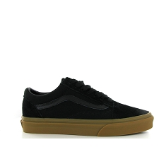 VANS OLD SKOOL LIGHT GUM<br>Noir