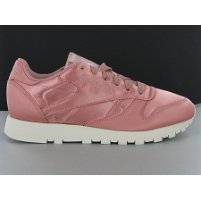 REEBOK CL LTHR SATIN<br>Rose