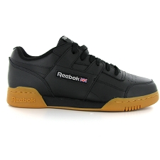 REEBOK WORKOUT PLUS<br>Noir