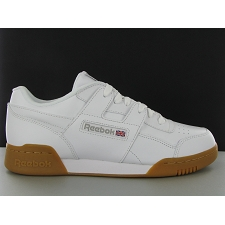 REEBOK WORKOUT PLUS<br>Blanc