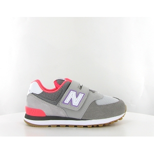 NEW BALANCE ENF YV574<br>Gris