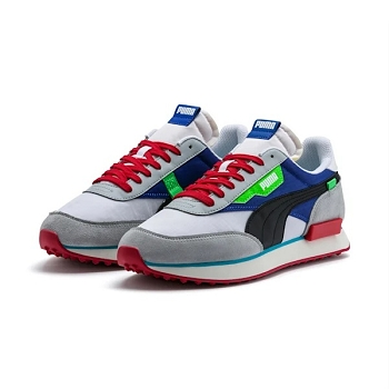 PUMA FUTURE RIDER RIDE ON 37283801<br>Multicolore