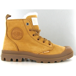PALLADIUM PAMPA HI Z<br>Marron