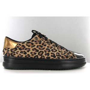 GEOX PONTOISE  D94FEE<br>Leopard