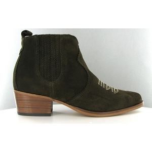 SCHMOOVE POLLY BOOTS<br>Olive
