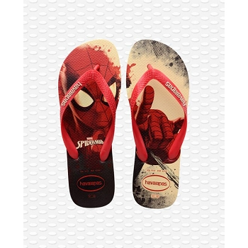 HAVAIANAS TOP MARVEL<br>Rouge