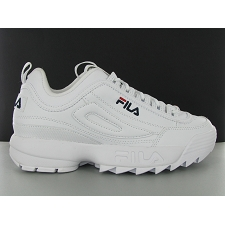 FILA DISRUPTOR LOW<br>Blanc