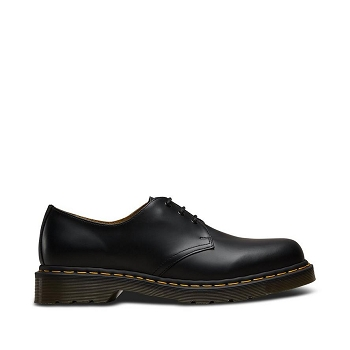 DOC MARTENS 1461 BLACK SMOOTH<br>Noir