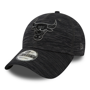 NEW ERA CHICAGO BULLS<br>Noir