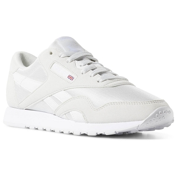 REEBOK CL NYLON COLOR CN7448<br>Blanc