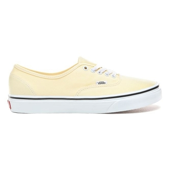 VANS AUTHENTIC VANILLE<br>Jaune