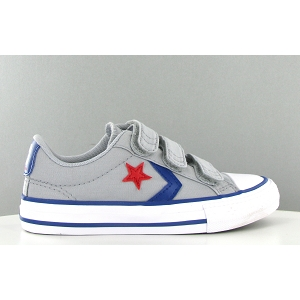 CONVERSE STAR PLAY OX 3V COT SPRING ESSEN<br>Gris