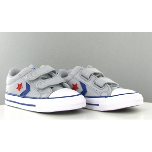 CONVERSE STAR PLAY OX 2V COTTON SPRING ESSENTIALS<br>Gris