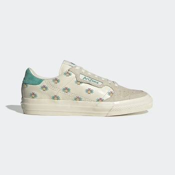 ADIDAS CONTINENTAL VULC ARIZONA ICE TEA FV2714<br>Blanc